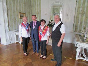France Prešeren po 190. letih ponovno v Lysicah na Češkem