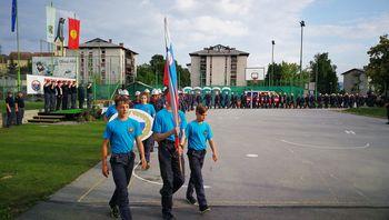 Pokalno gasilsko tekmovanje Gasilske zveze  Slovenije za starejše gasilke in gasilce