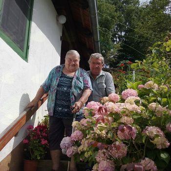 85 let gospe Anice Čerenjak iz Homca