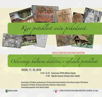 Odkrivanje kulturne dediščine