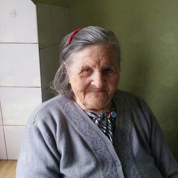 93 let gospe Frančiške Gorečan