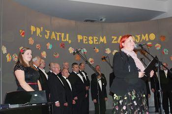 Povabilo na letni koncert Moškega pevskega zbora Nova Cerkev