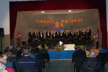 Fotoutrinki z letnega koncerta Moškega pevskega zbora KUD Nova Cerkev