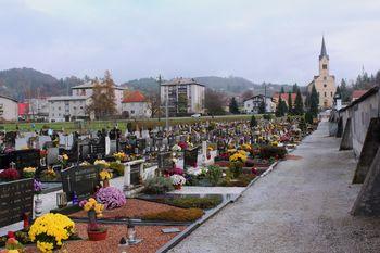 Obvestilo Pogrebne službe Raj