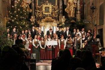 21. božični koncert Mešanega cerkvenega zbora sv. Lenarta
