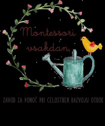 Montessori vsakdan vabi na dan odprtih vrat