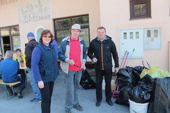 Sobota, 30. marec 2019, dan za čiščenje naše občine