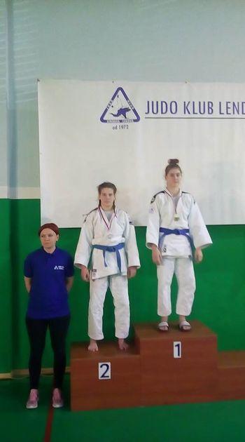 Mednarodni turnir Lendava-Lendava in Državno prvenstvo v Slovenski Bistrici za  kadetinje ter starejše deklice