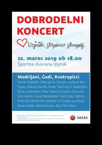 Dobrodelni koncert