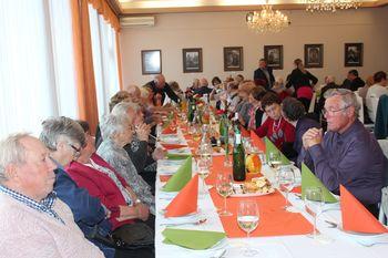 Fotogalerija: Srečanje starejših na Frankolovem