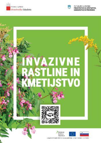 Obvestilo prejemnikom brošure Invazivne rastline