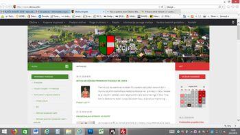 Prenova občinske spletne strani