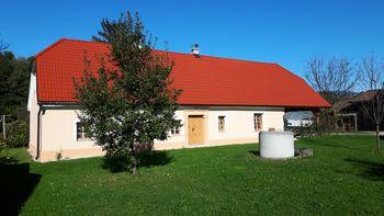 Prenova rojstne hiše Janeza Žige Valentina pl. Popoviča