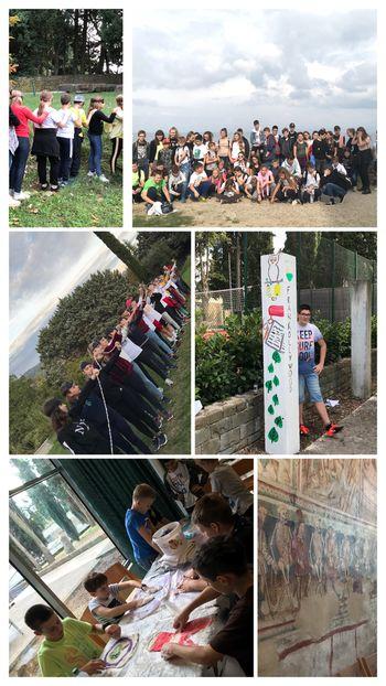 Jesen na OŠ Antona Bezenška – prvi šolski dnevi in barvitost dejavnosti