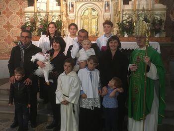 Družina Slemenšek, družina z devetimi otroki