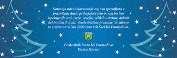 Voščilo Sveta KS Frankolovo