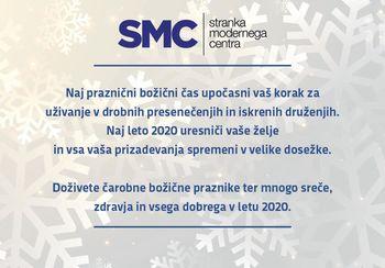 Voščilo SMC