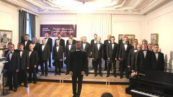 Veliki uspeh Moškega pevskega zbora PD Anton Bezenšek v Dravogradu