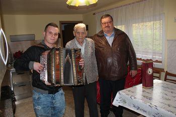 90 let Janeza Borovnika