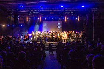 Veliki novoletni koncert ob 5. obletnici Božičnega Vojnika
