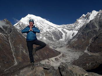Alpe vs. Himalaja: Nepal, drug svet – isti planet