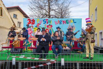 Fotogalerija: 33. Pustni karneval v Novi Cerkvi