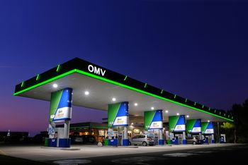 Obvestilo o ponovnem odprtju prenovljenega bencinskega servisa