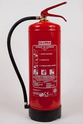 Pregled gasilnih aparatov v Novi Cerkvi