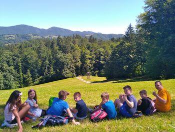 Za mlade: Zadnji termin Aktivnega varstva za mlajše