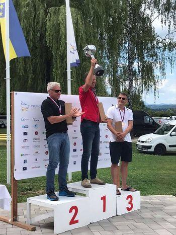 Državni prvak Sebastjan Ramšak