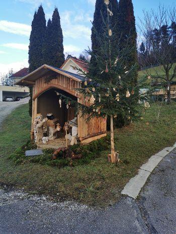 Božični čas v naši vasi