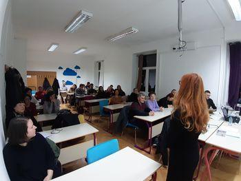 Prostor druženja, komunikacije in učenja