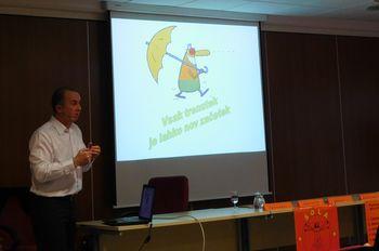 Povabilo na delavnico/predavanje dr. Nikolaya Grishina
