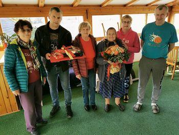 90 let Štepove Pepice iz Višnje vasi