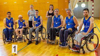 Celjski paraplegiki trikratni državni prvaki