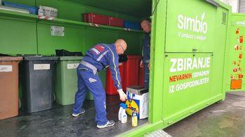 Jesenska akcija zbiranja nevarnih odpadkov iz gospodinjstev 2021