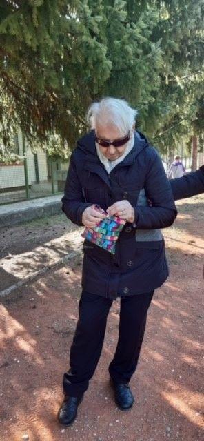 Stanovalki SeneCura doma starejših občanov v Mariboru se je uresničila srčna želja: poletela je na Triglav