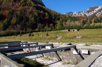 Spominski park in spominska soba Koncentracijskega taborišča Ljubelj jug, podružnice Mauthausna