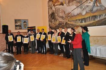 Slovenska filantropija podelila nazive Junaki našega časa, Prostovoljstvu prijazno mesto in Naj prostovoljec v javni upravi