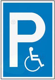 Tudi v Tržiču intenzivni nadzor razmer na parkirnih mestih, rezerviranih za invalide