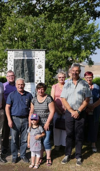 Solidarnost pobratenega francoskega mesta Sainte Marie aux Mines ob ujmi