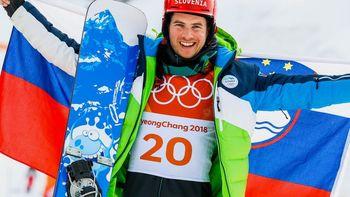 Čestitke Žanu Koširju za zmago