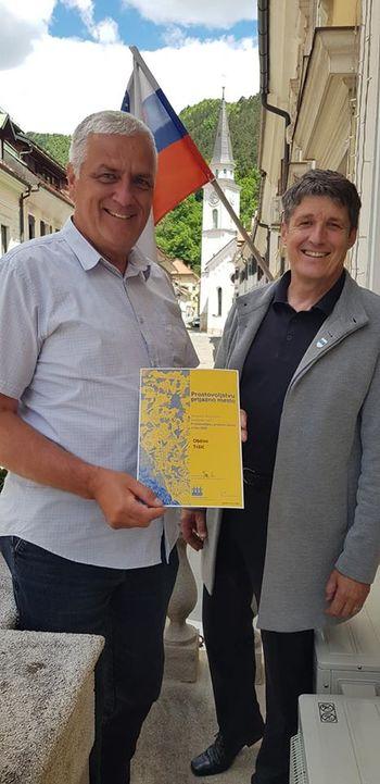 Občina Tržič že tretje leto zapored s priznanjem Prostovoljstvu prijazno mesto - občina