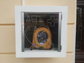 Imamo defibrilator - vabljeni na izobraževanje!