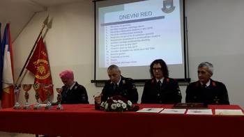 88. občni zbor PGD Bistrica