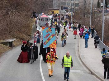 Tržiški karneval lepo uspel