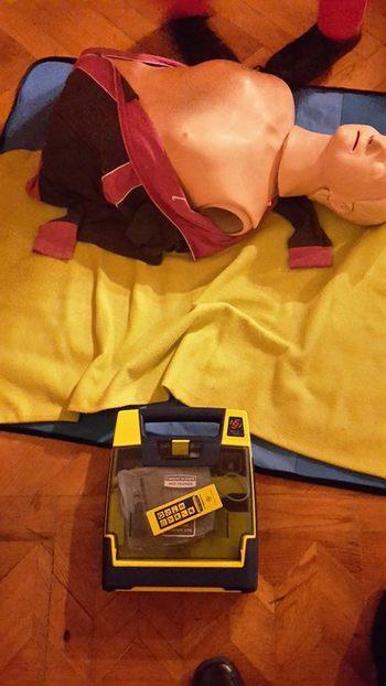 Tržičani širimo mrežo defibrilatorjev