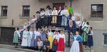 Regijsko srečanje mladih folklornih skupin v Tržiču