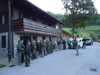 Ribiško srečanje - tekmovanje članov LD Oplotnica za pokal Lovske zveze Marbor 2015