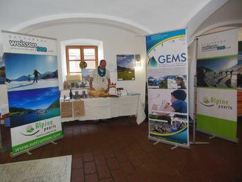 """Občina Bled kot članica združenja """"Alpine Pearls"""" sodeluje v evropskem projektu GEMS"""